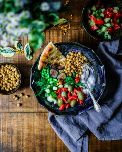 Keeping healthy in the workplace: healthy lunch