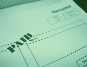 Mistakes with bookkeeping
