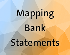 Mapping bank Statements