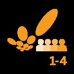 Wages 1 – 4 Logo