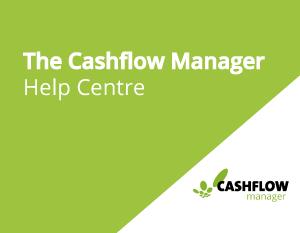 The Cashflow Manager Help Centre