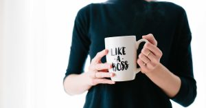 Small business leadership - like a boss