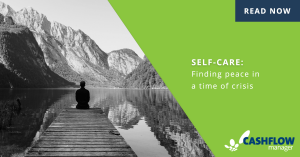 Self care in a time of crisis