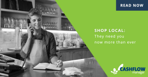 Shop local for small business