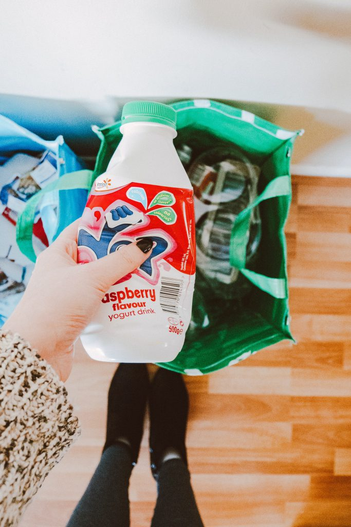 Be more sustainable as a small business by sorting waste into recyclables.